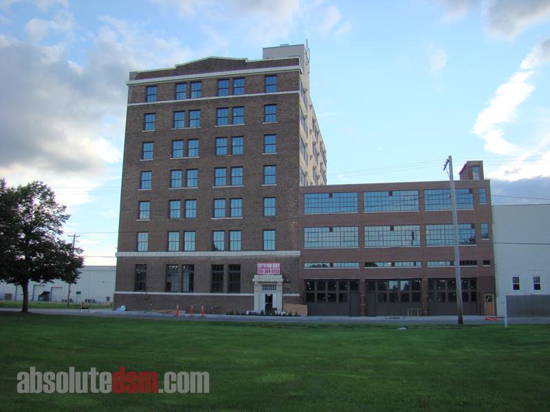 Lofts Downtown Des Moines