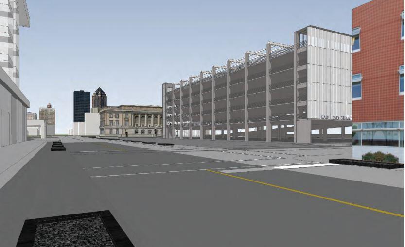 Parking Hall