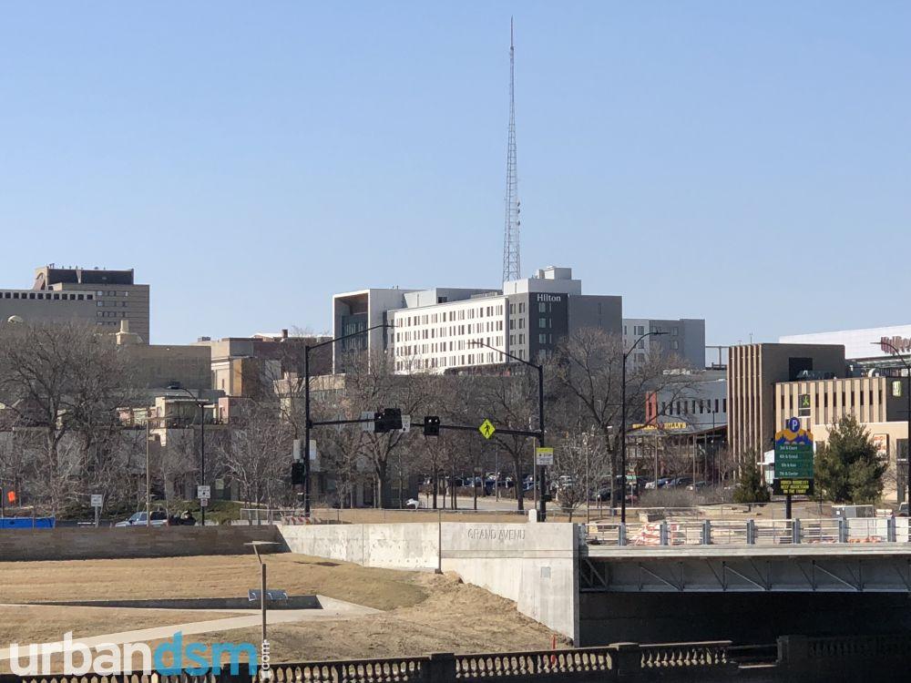 Hilton Hotel Downtown Des Moines