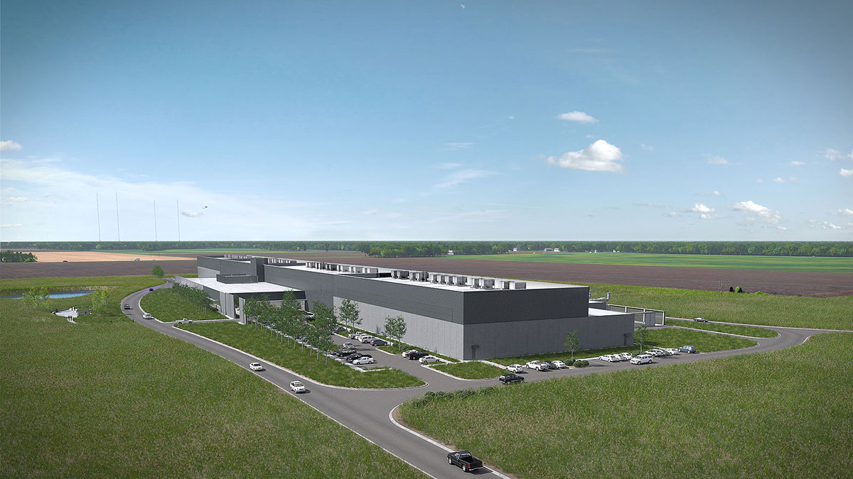 Facebook data center for Cost of building a house in iowa
