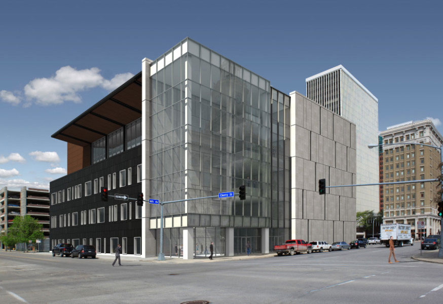 Polk county criminal court building for Cost of building a house in iowa